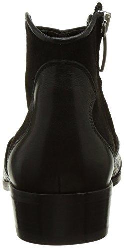 Ikks Dames Bottine Bottes Courtes Bj80075 Basse Noir (noir)