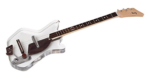 Loog 3-String Solid-Body Electric Guitar, Lucite