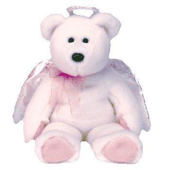 Ty Beanie Buddies Halo - Angel Bear]()