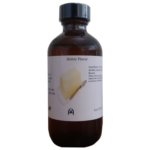 Peanut Butter Pie Filling - OliveNation Butter Extract - Natural Sugar-Free, Gluten-Free Butter Extract - Size of 2 oz