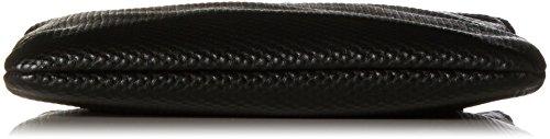 Armani Jeans Piattina Piccola - Borse a spalla Uomo, Schwarz (Nero/nero), 22x2x22 cm (B x H T)