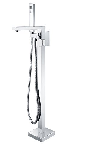 2-Handle Freestanding Bathtub Faucet - Polished Chrome - Dawn Series FS-AZ0028CH - ANZZI ()