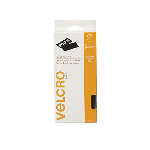 "VELCRO Brand - Sew On Fasteners - Sew On Patch Kit 12"" x 4"""