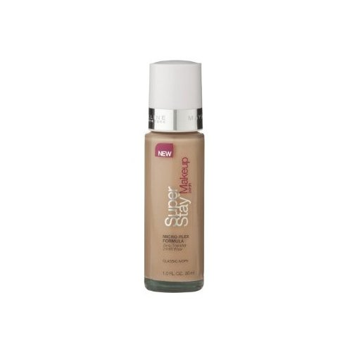 Maybelline Superstay Foundation 1 Step - Classic Ivory (2-pack)
