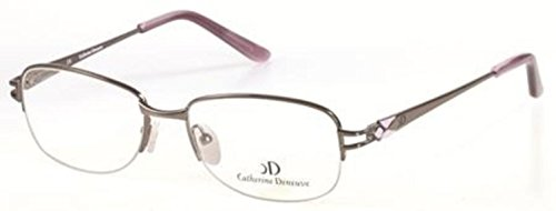 Catherine Deneuve Lunettes cd-359brillant Ardoise 53–17–135
