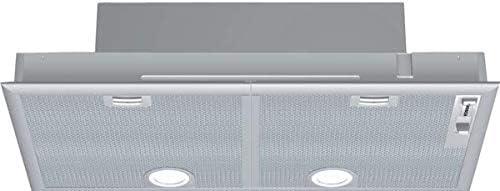 Bosch Serie 4 DHL755BL - Campana (610 m³/h, Canalizado/Recirculación, D, A, C, 38 dB): 207.94: Amazon.es: Hogar