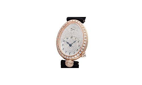 breguet-reine-de-naples-womens-18k-rose-gold-diamond-face-black-leather-swiss-automatic-watch-8928br