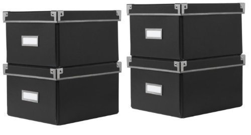 Caja para vinilos ikea amazing awesome caja de madera - Scatole per trasloco ikea ...