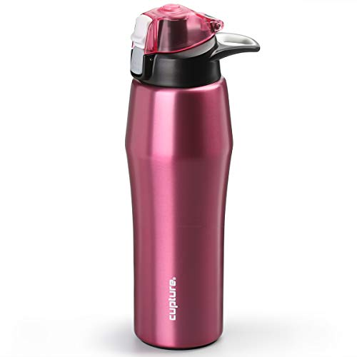 Cupture Action Bottle Handle Steel Vacuum Insulated product image