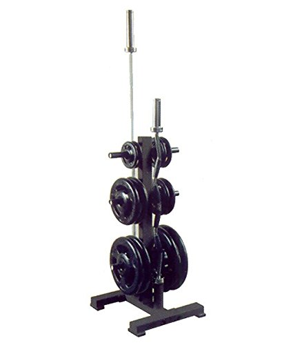 York Barbell Olympic Plate Tree