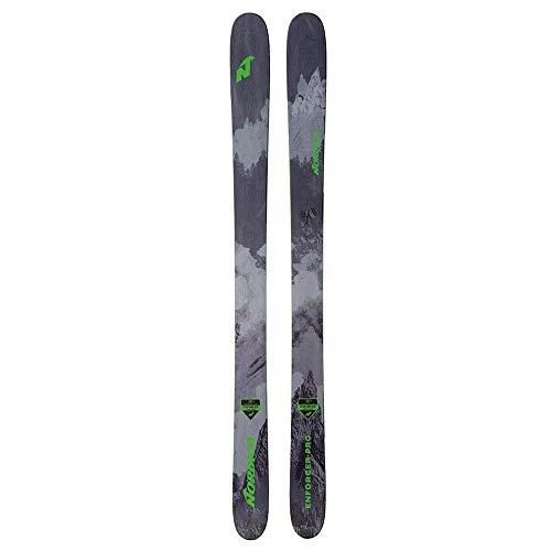 Enforcer Ski - Nordica Enforcer Pro Ski 2019 - Black/Green 191