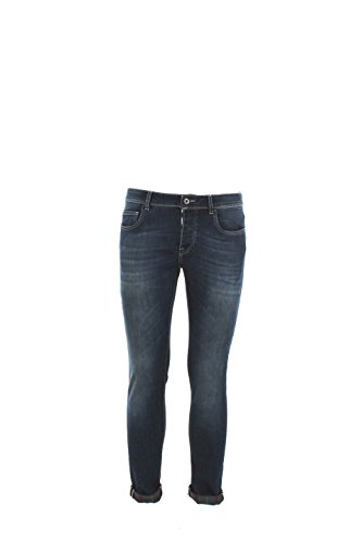 Jeans Uomo Camouflage 29 Denim Bs Better 17 A501 Autunno Inverno 2016/17