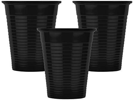 260 g Tegcare 180 ml, 100 Vasos de pl/ástico desechables