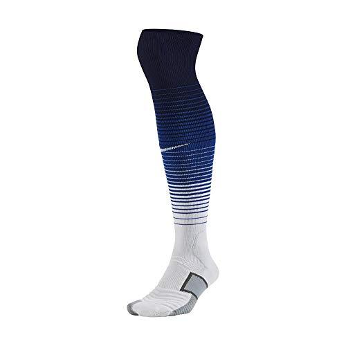 NIKE USA Away Match Sock (Loyal Blue/Game Royal/Football White/Football White) (XL) ()