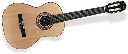 Delson Granada - Guitarra clásica (4/4), color madera natural ...