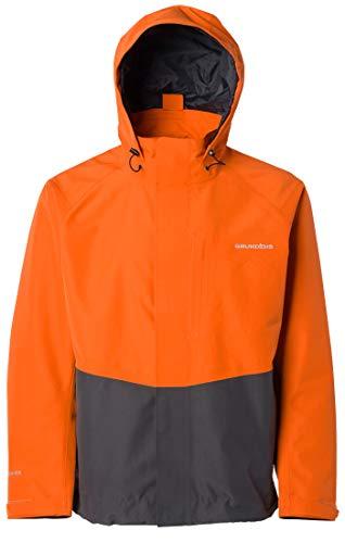 Grundéns Men's Downrigger Gore-Tex 2L Jacket, Burnt Orange - 2X-Large