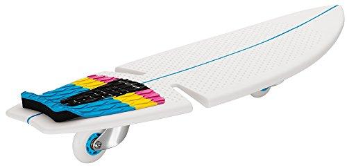 Razor Skateboard Rip Surf, Weiß/CMYK, 0845423016326