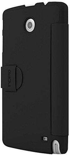 Incipio LG G Pad F8.0 Case, Lexington [Hard Shell Folio Case] for LG G Pad F8.0-Black (Tablet Case Lg Incipio)