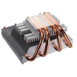 CoolerMaster VORTEX PLUS CPU COOLER FOR INTEL AMD ALUMINUM HEATPIPE LOW PROFILE (RR-VTPS-28PK-R1) (Cooler Master Vortex compare prices)
