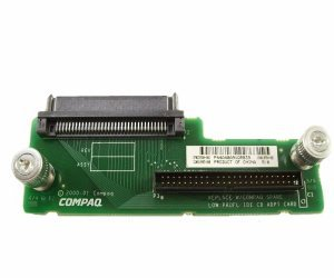 HP Compaq 228504-001 CD Multibay Adapter Board for Proliant DL380 G2 and G3 Servers (Multibay Adapter)