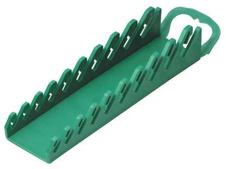 Wrench Rack Green 13 Slot - 7