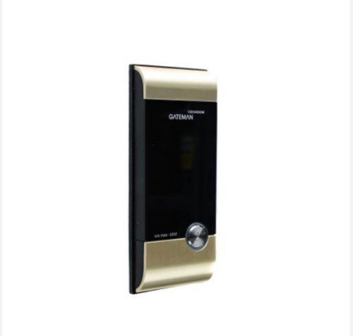Price comparison product image Gateman V20 Digital Door Lock Gold&black 2 Card Keys by IREVO