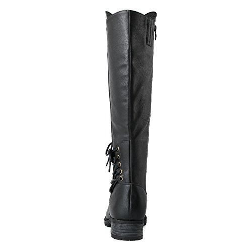 Global Win GLOBALWIN Damen 17YY11 Fashion Boots 11schwarz