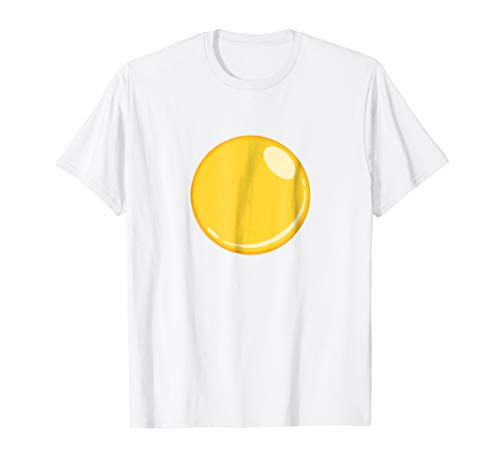 Egg T-Shirt - Bacon & Eggs Matching Halloween Costume -