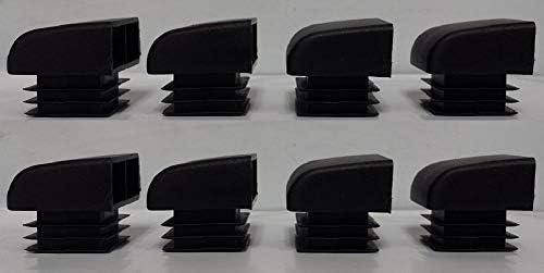 Skywalker Trampoline Frame Parts, Square T-Socket Cap, 8-piece