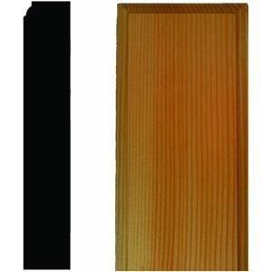 Pine Plinth Block ()