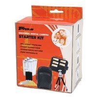 Targus Universal Digital Camera Starter Kit with Case, Tripod and Care Kit