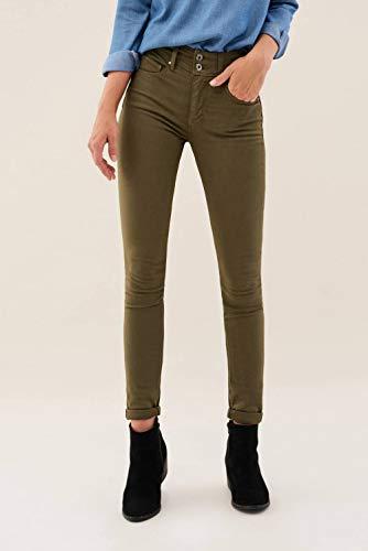 Pantaloni Skinny Di Verde Secret Colore Salsa 4fTnqwd4