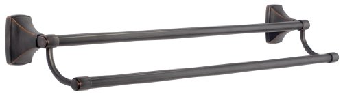 "Amerock 26506-Orb Clarendon 24"" Double Towel Bar"