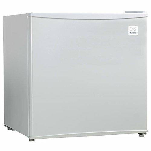 Daewoo 1.6CuFt White Compact Refrigerator-White -  DAEWOO ELECTRONICS, FR-016RWE