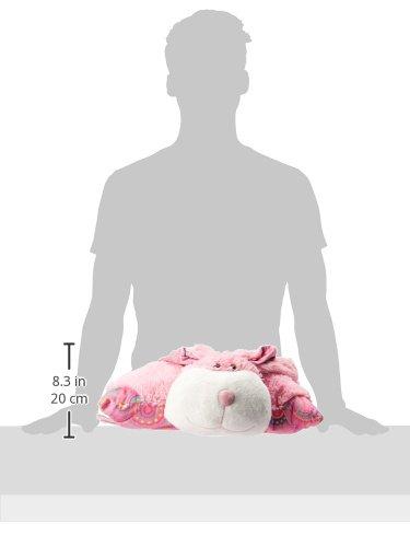 "31moKlKiAYL - Pillow Pets Springtime Pink Bunny, 18"" Stuffed Animal Plush Toy"