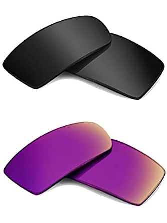 Amazon.com: Lentes de repuesto Polarized Grey & Purple de ...