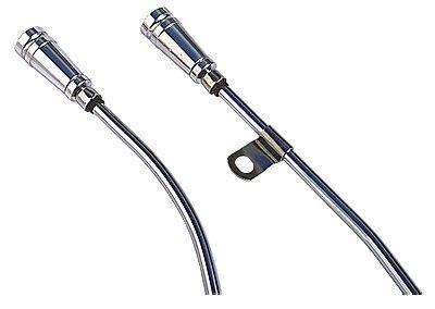 Trans-Dapt 8900 Aluminum Oil Pan Dipstick ()