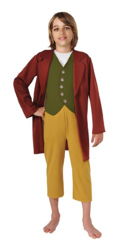 The Hobbit Bilbo Baggins Costume - Small (Middle Ages Costumes)