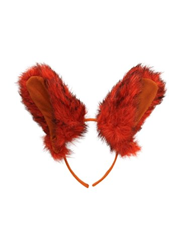 Oversized Deluxe Fox Tail (Elope Deluxe Oversized Fox Ears)