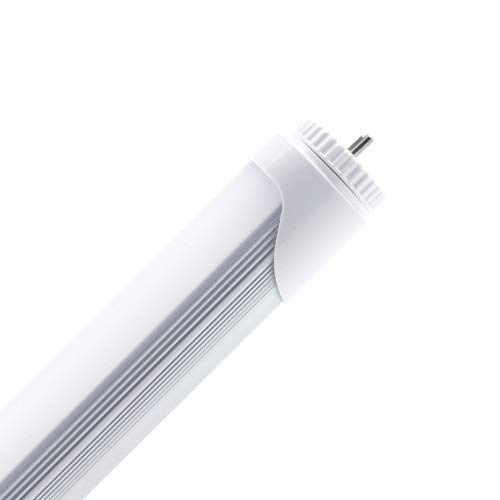 Tubo LED PC 1200 mm, iluminacion 20W (1700 lm), 6000K (luz Blanca fria) CABLEPELADO