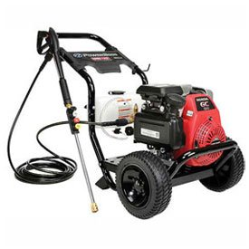 powerboss-20649-gas-powered-pressure-washer-3100-psi-27-gpm-honda-gc190-engine-with-easy-start-techn
