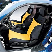 SeatGloves Seat Covers: SEATGLOVES Various Bucket & Sport Seats (Yellow) (SV103YL) ()