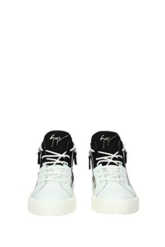 Precios De Venta Baratos Envío Rápido Giuseppe Zanotti Sneakers Uomo - Pelle (RM80072MAYLOND) EU Bianco PVJUJgC