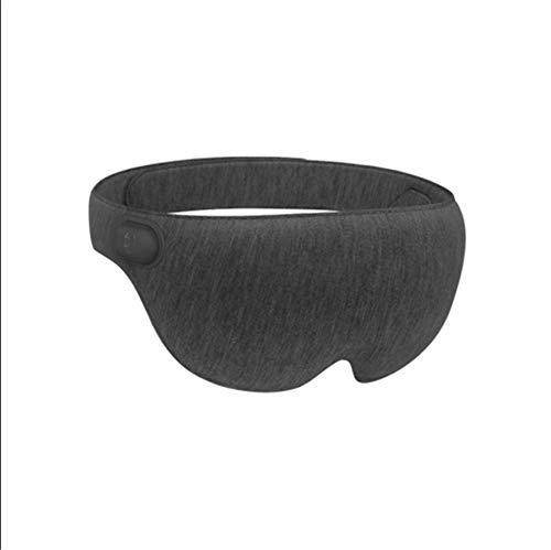 ZXWCYJ USB Steam Eye Mask, Heated Eye Mask, Warm Compress for Dry Eyes, for Dry Eye, Blepharitis, Styes,Darkgray