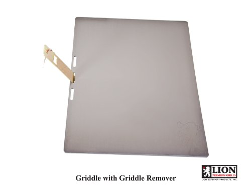 Griddle Cooking Plate by Lion Premium Grills