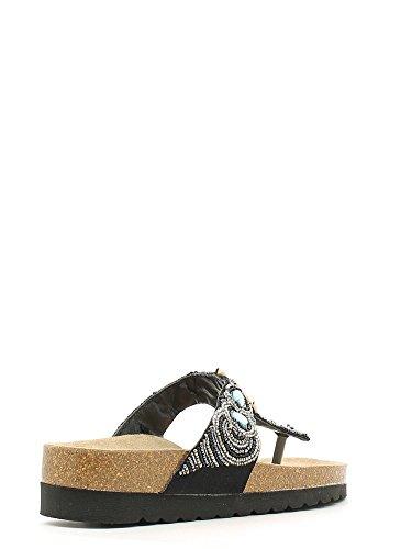 Blu Byblos , Baskets mode pour femme - noir - noir, 39 EU