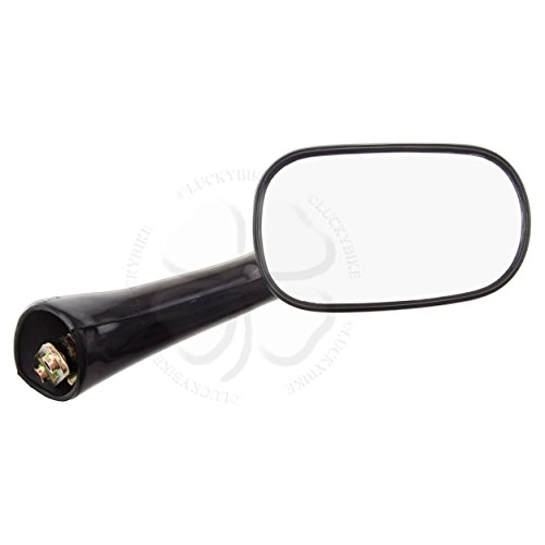 Rear View Mirror Black For Honda CBR 600 F2 Hurricane VFR 750 Hand Glass Right