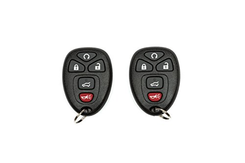 GM Accessories 22951516 Remote Start Kit (Pack of 2)