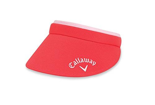 - Callaway Women's 2016 Clip Visor, Pink