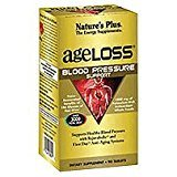 Nature's Plus AgeLoss Blood Pressure Support 90 Tablets (3 pack)